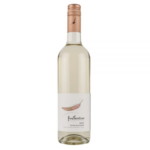 2017 Featherstone Four Feathers white wine
