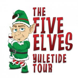 Five Elves Yuletide Tour logo