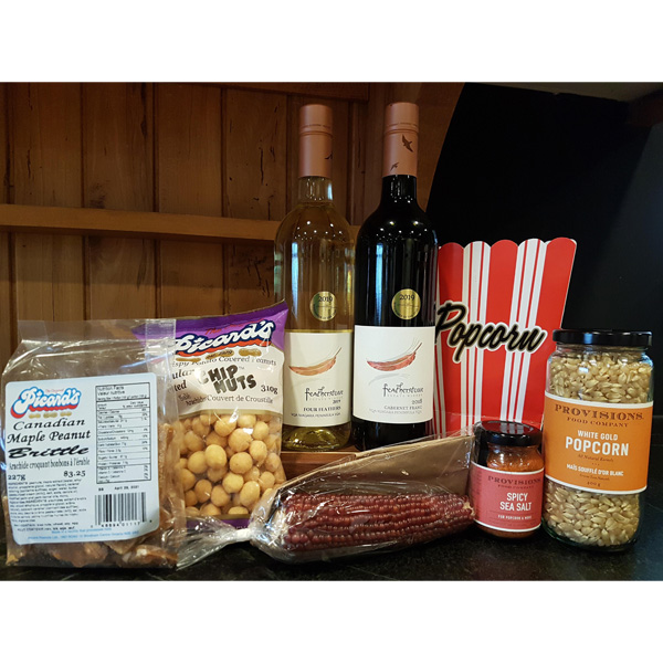 Movie Night gift pack